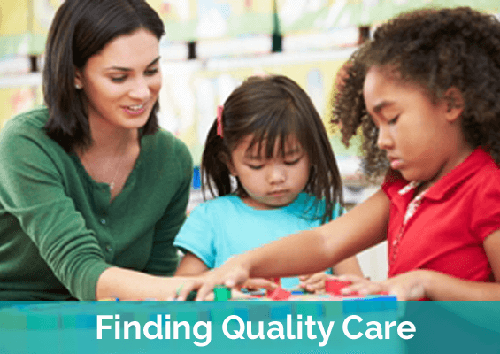 Finding Quality Care