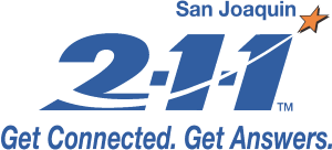 San Joaquin 2-1-1 Get Connected. Get Answers.